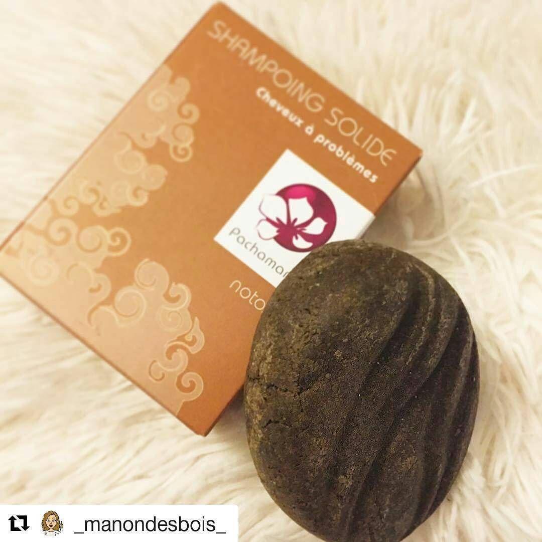 Hop ! Sous la douche ! #Repost @_manondesbois_ with @repostapp  Ces petites découvertes qui font du bien à la moumoute  #green #bio #ethic #shampoo #shampoingsolide #haircare #vegan #crueltyfree #basilique @sebiobelgium