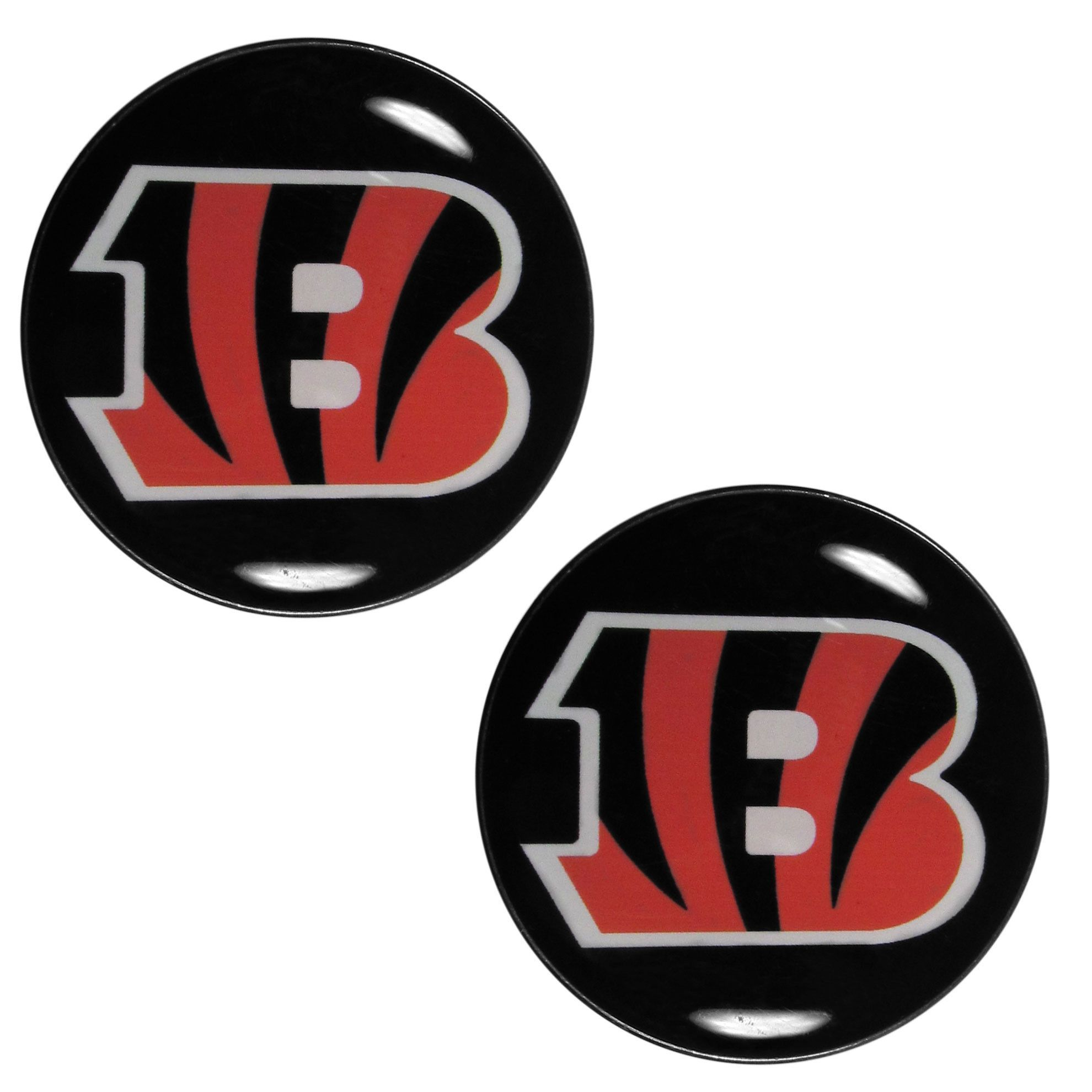 Cincinnati Bengals Ear Gauge Pair