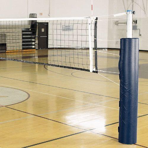 3 5 Powr Rib Ii Volleyball Poles System Construction Design