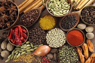 spices from ambon maluku islands indonesia my land moluccas