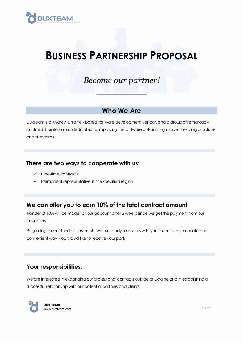 Software Request For Proposal Template In 2020 Proposal