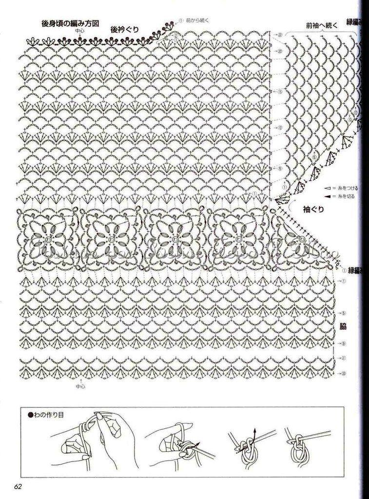 Pin by ASOKA acasiechetty on crochet | Pinterest | Croché, Ganchillo ...