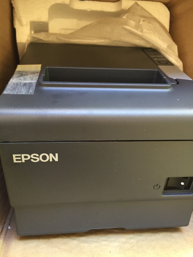 Micros Epson T88v Model M244a Tm T88v Thermal Pos Receipt Printer Terminal Thermal Printer Epson Printer