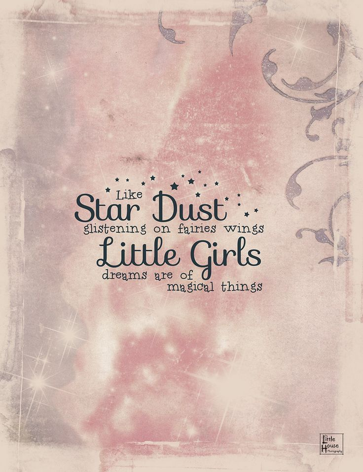 cute little girl quotes