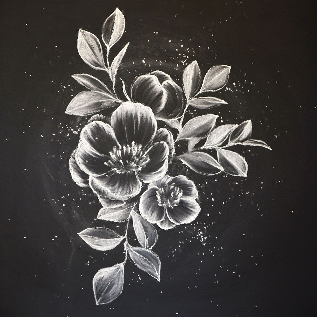 Blackboard Artwork Ideas: Time To Learn Chalk Art From An Insta-famous Social Celeb