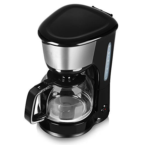 Tower T13001 10 Cup Coffee Maker Anti Drip Feature
