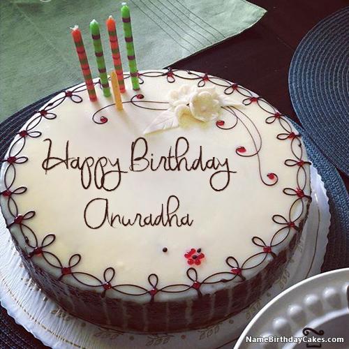 Happy Birthday Anuradha