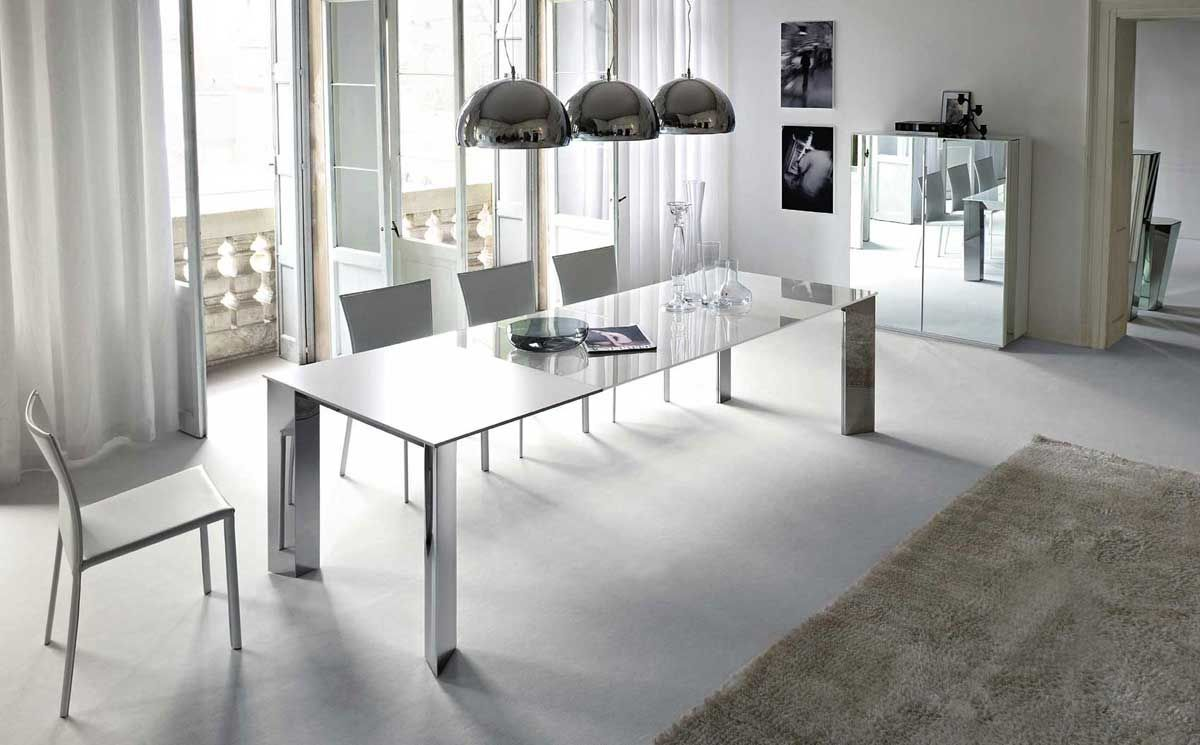 Exclusive and modern design for home dining room decor ideas