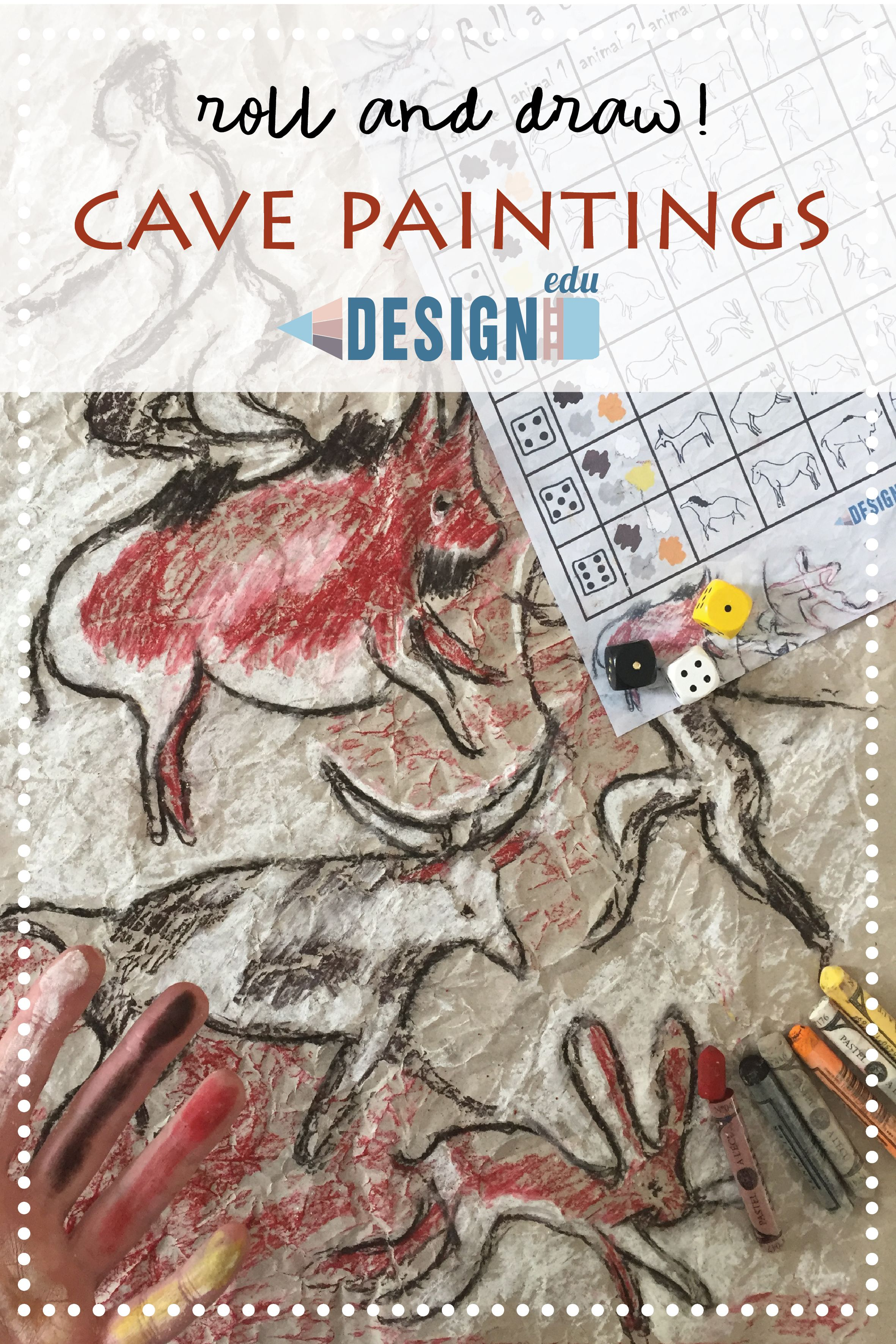 Cave Art Worksheet