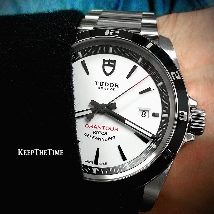 Tudor Grantour Date Watches For Men Vintage Pocket Watch Tudor