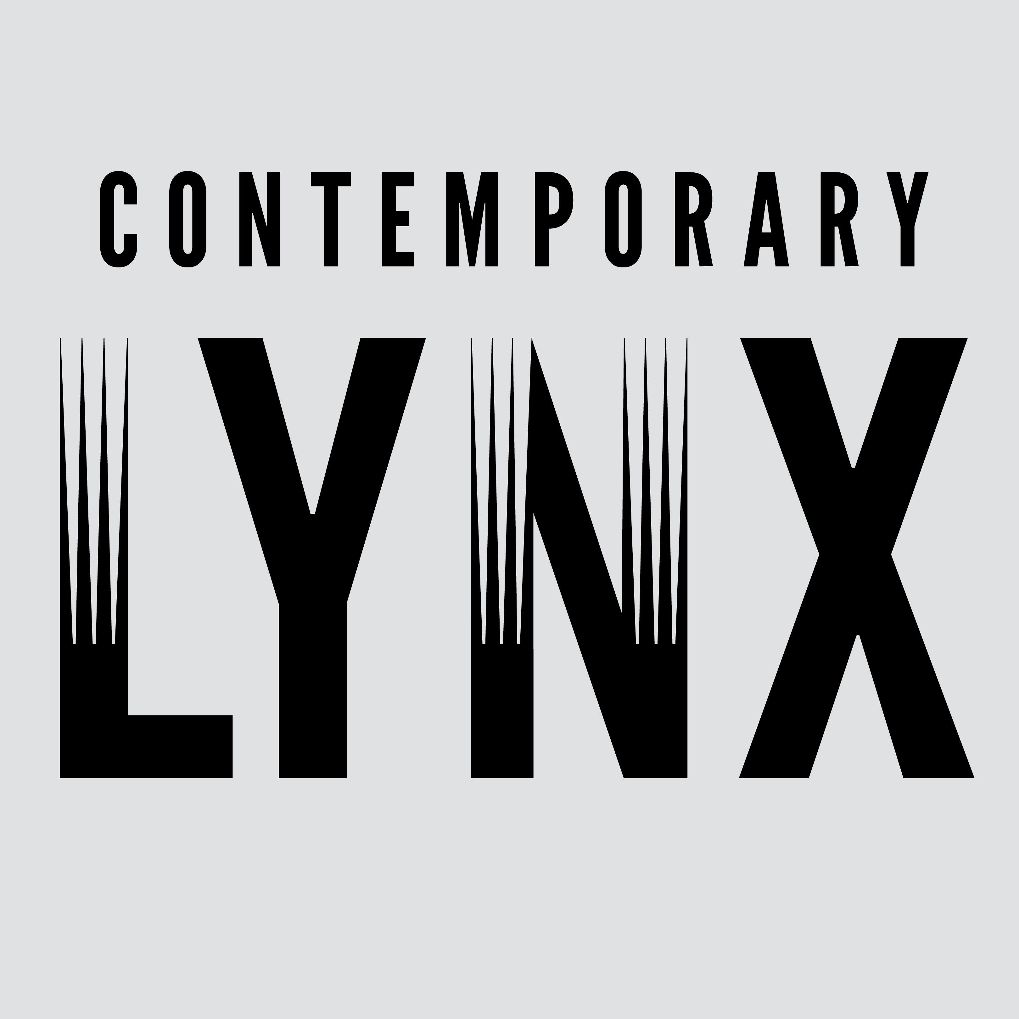 Logo Contemporary Lynx Design Pulp Studio 2012 Logos Contemporary Lynx