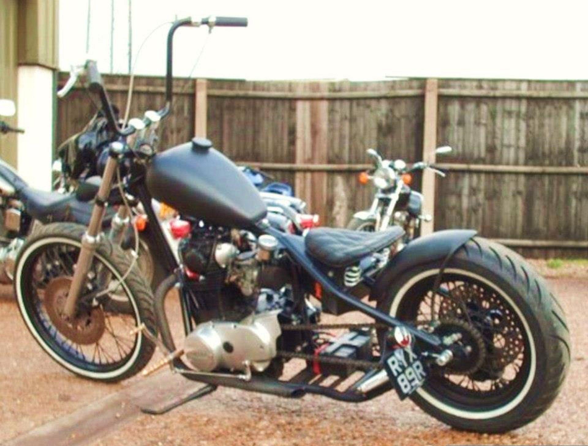 Yamaha Xs650 Bobber Kit