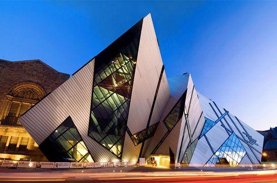 Mt Stala Center Cambridge - Daniel Libeskind