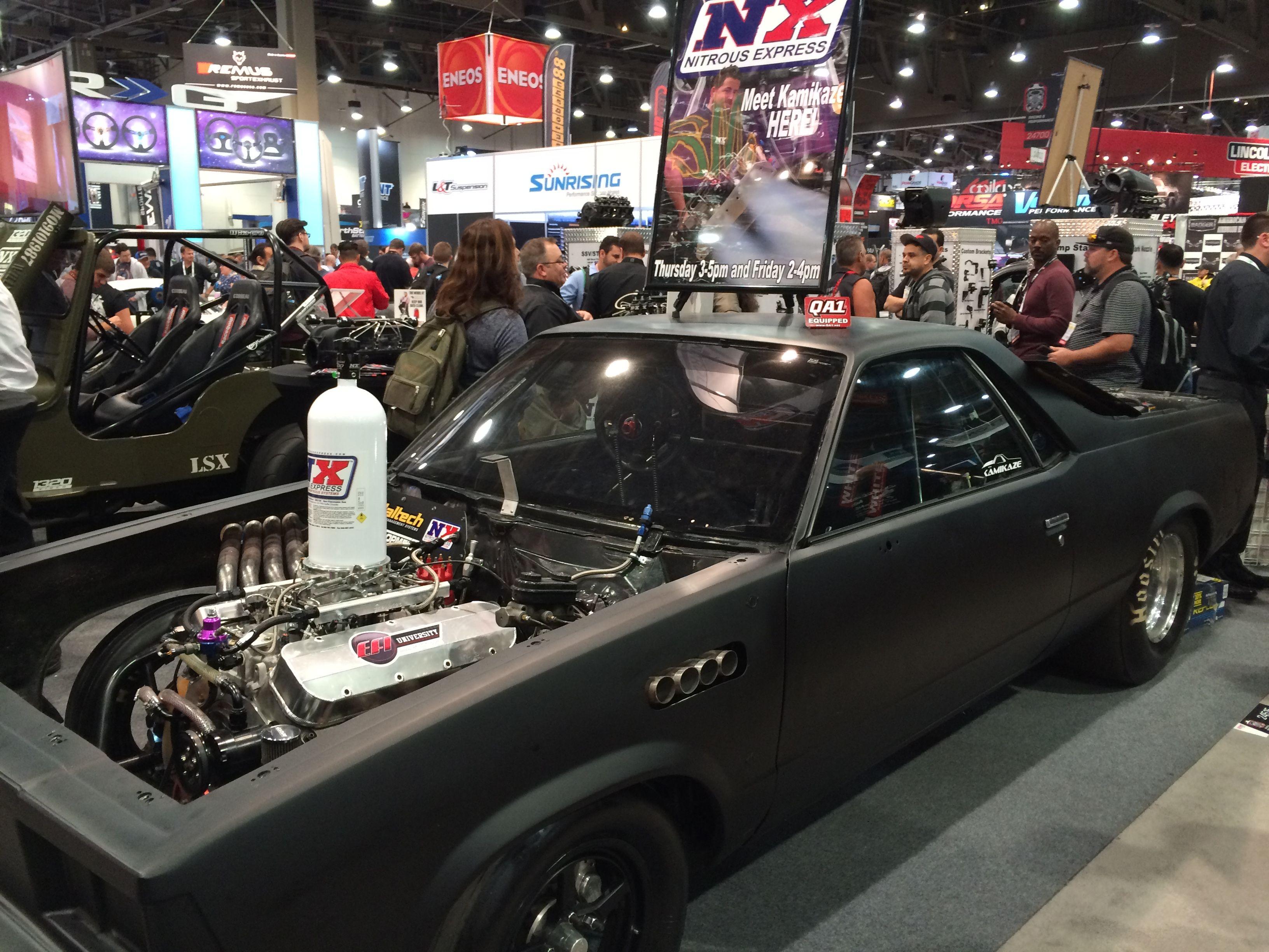Sema Las Vegas 2015 Street Outlaw\'s car | SEMA LAS VEGAS 2015 ...