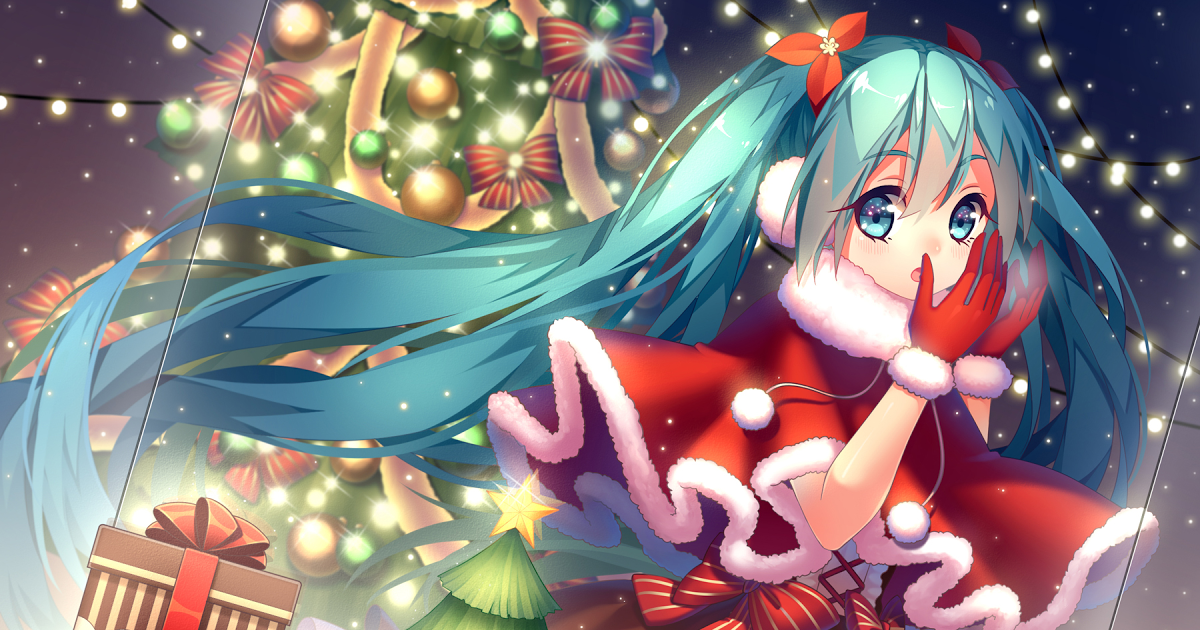 18 Anime Christmas Wallpaper 2019 Tons Of Awesome Merry Christmas 2019 Wallpapers To Download For Free You Can Also Upload And Share Your Favorite Merry Chri