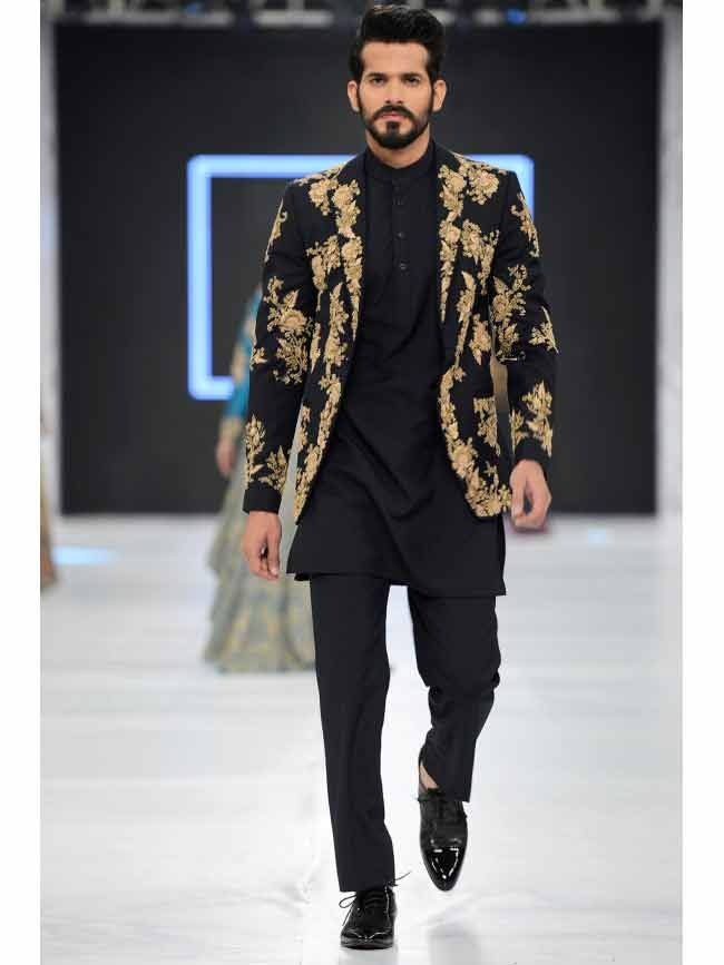 Men/'s Indian embroidered Short Shirt Kurta Bollywood Fashion Asian wedding 2017