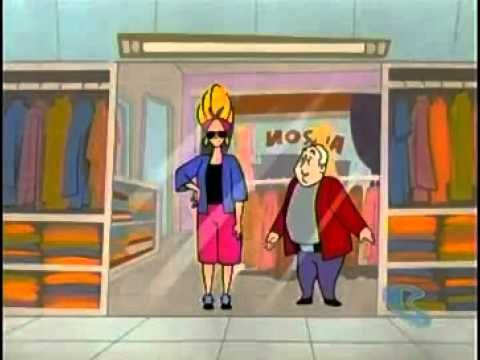 Johnny bravo rule 63 episode witch ay woman brought to you by misery
