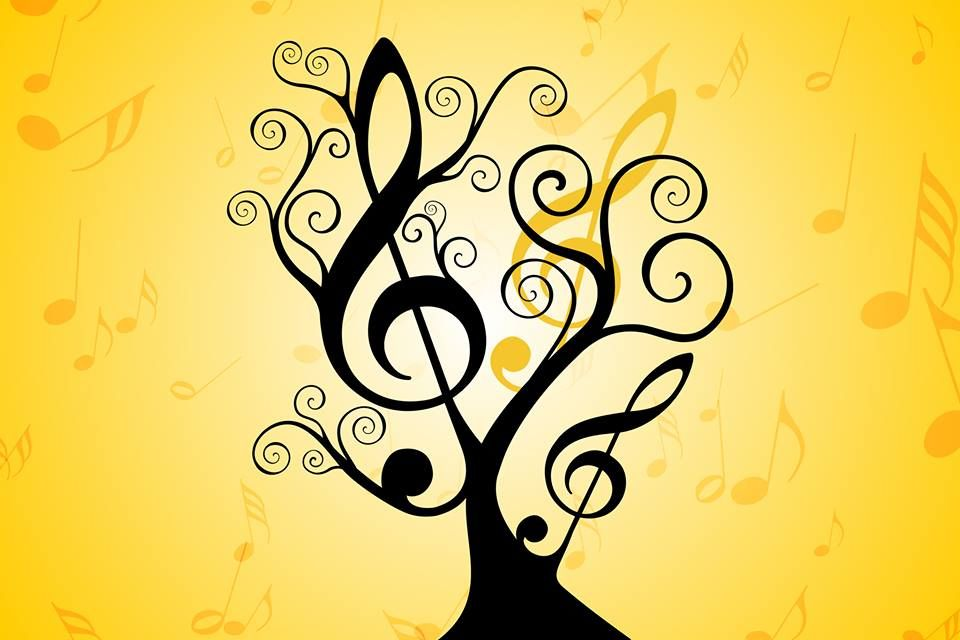 The Tree of Music ~ | THE TREE OF LIFE | Pinterest