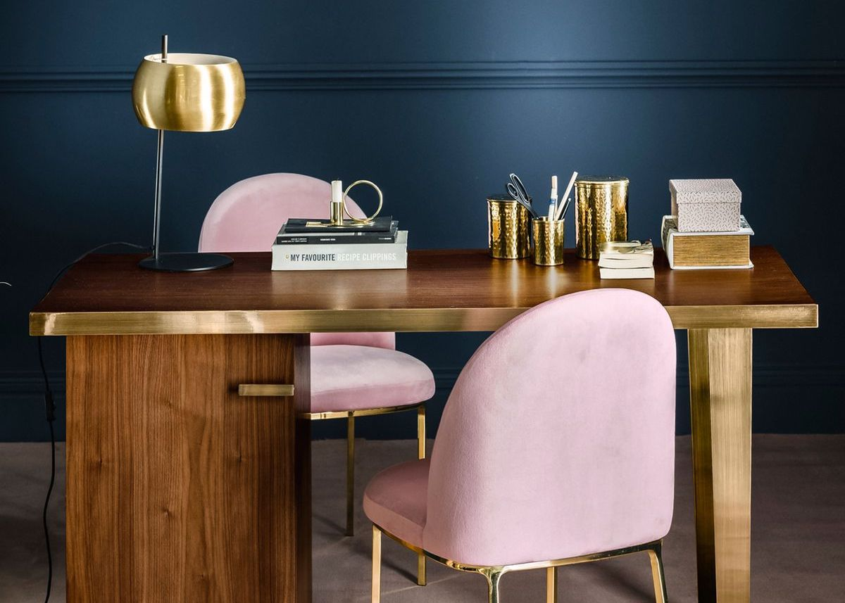 La Tendance Neo Art Deco En 5 Cles Blog Deco Deco Art Deco Et Deco Rose Poudre