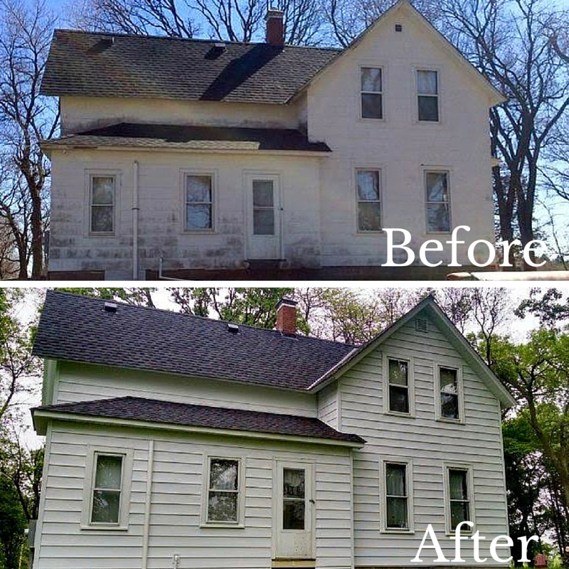 New Siding And Roofing Can Make An Uninviting Home Feel Warm And Welcoming Once Again House Styles Installing Siding Roof Repair