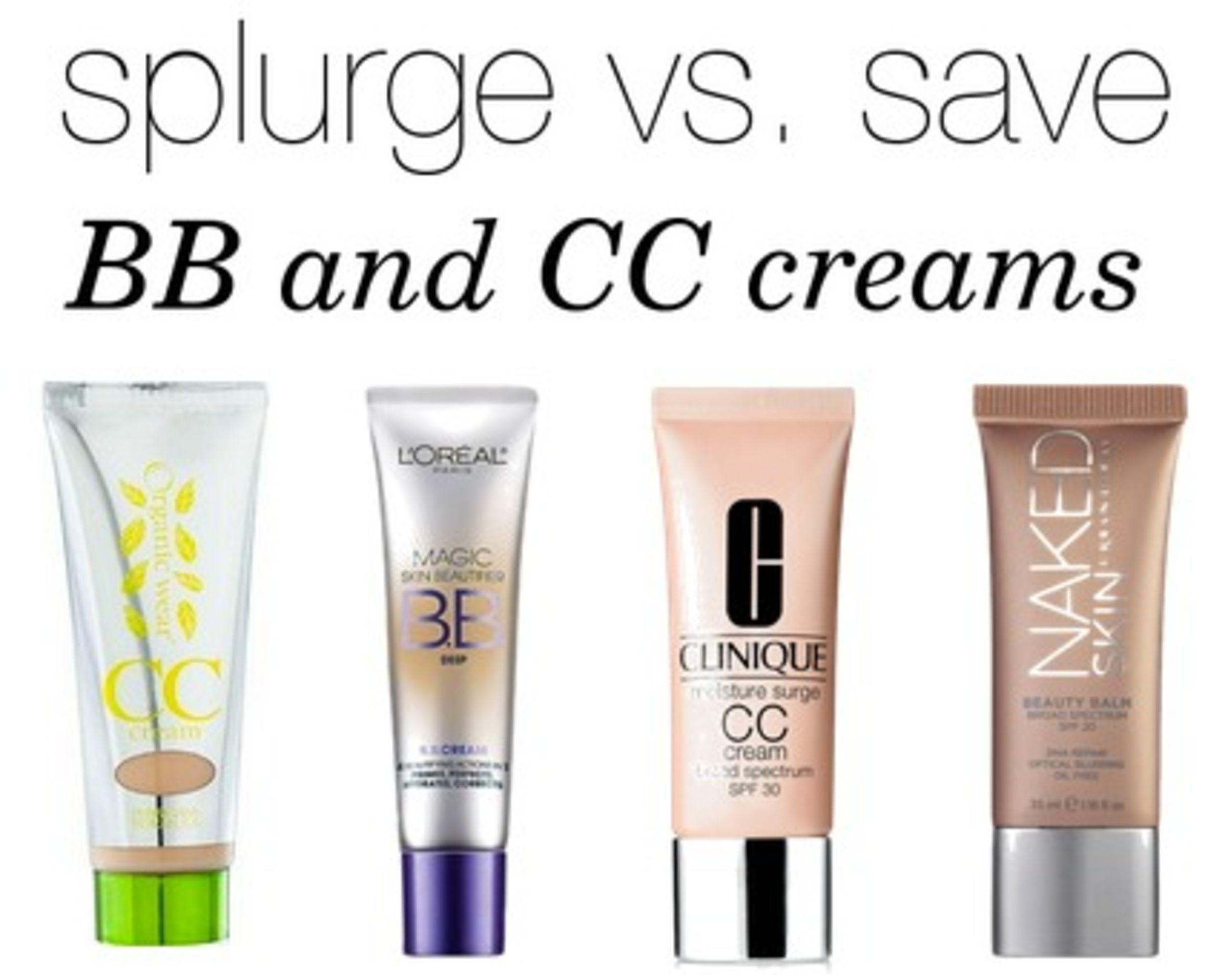 Splurge vs Save BB u CC Creams  Christmas list  Pinterest