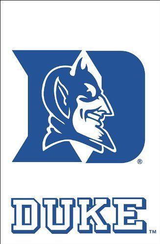 Duke Blue Devils NCAA Color Die Cut Vinyl Decal Sticker Choose Size