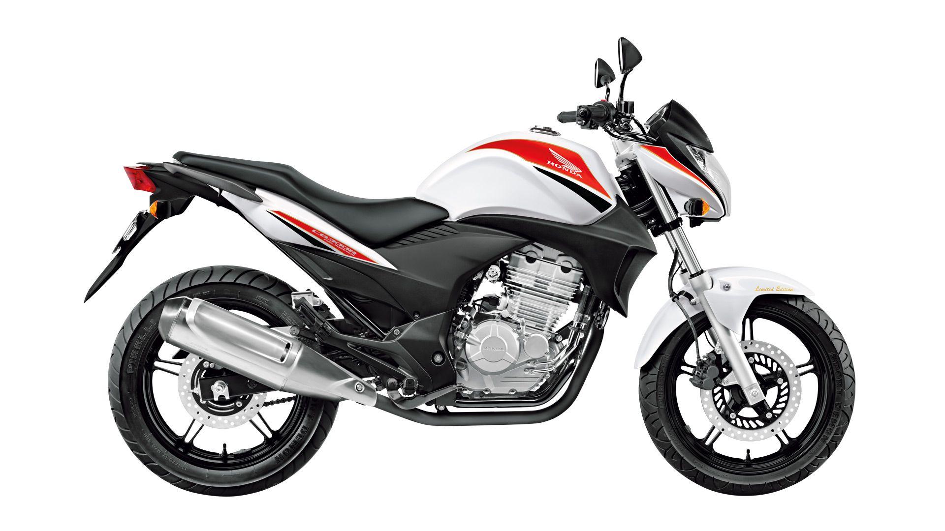 Conhecam A Honda Cb300 2012 Moto E