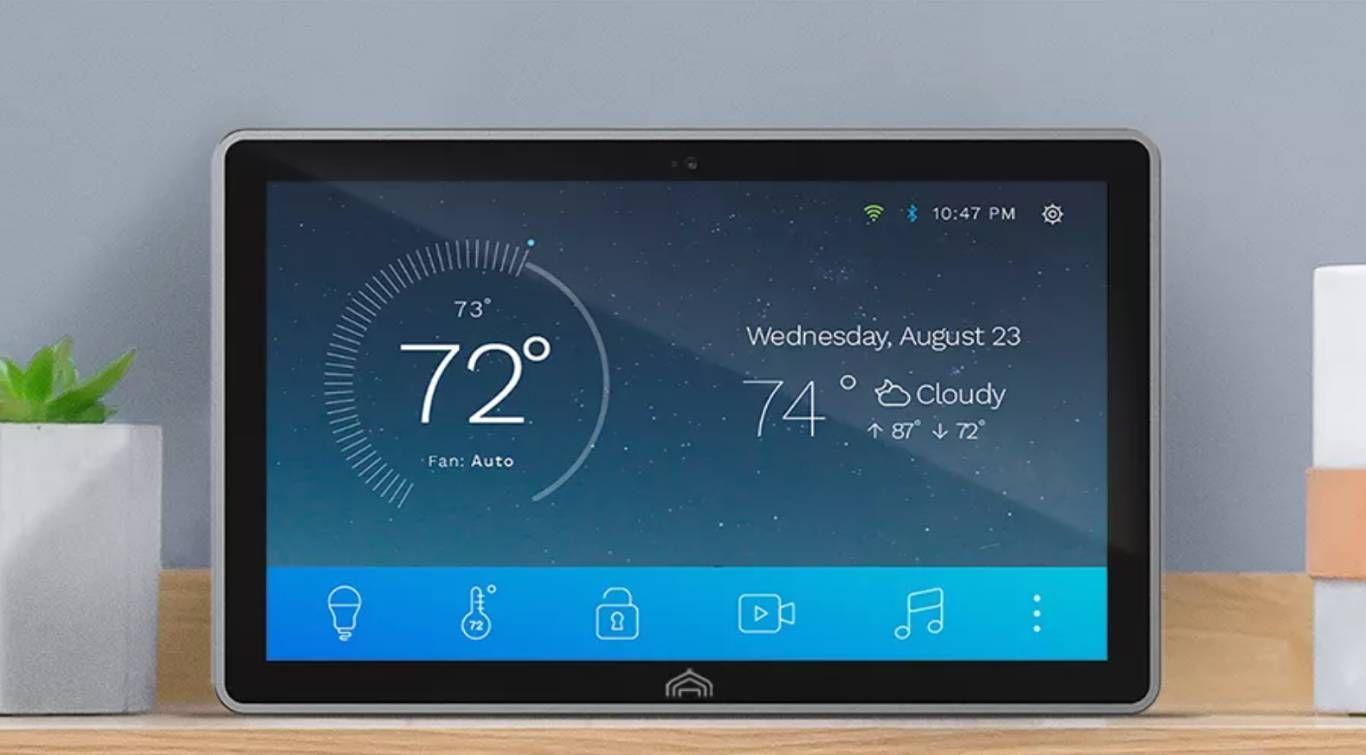 18+ Smart home tablet wand Sammlung