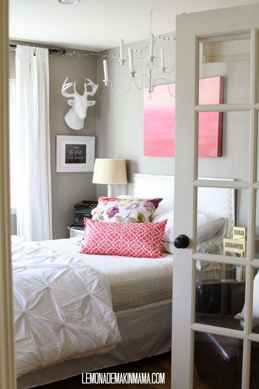 Best Easy Backdrop Wall Art Diy Pink Ombre Canvas Lemonade 400 x 300