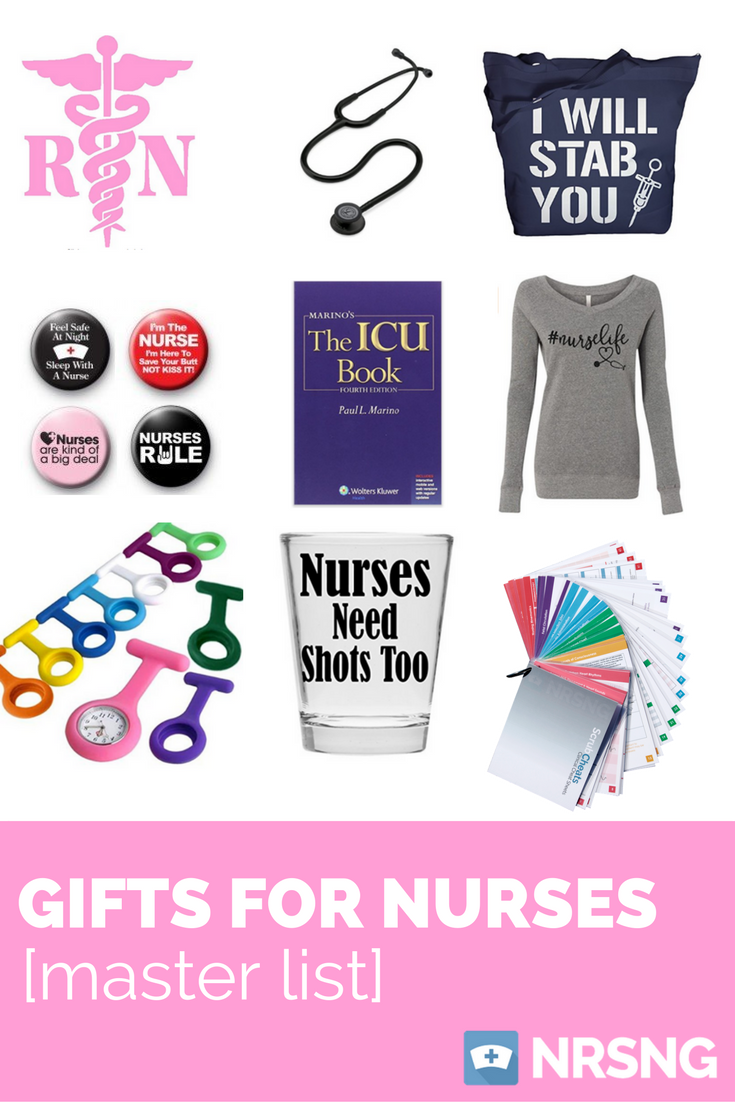 20 Perfect Gift For Nurses Nursing Com Christmas Birthday More Nurse Gifts Christmas Gifts For Nurses Nursing Student Gifts