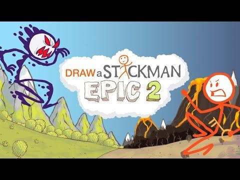 Draw a Stickman EPIC 2 Amazing Adventure Begins Android Games - resume zapper