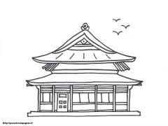 R sultat de recherche d 39 images pour pagode dessin id es cr che pinterest feuille arbre - Dessin arbre chinois ...