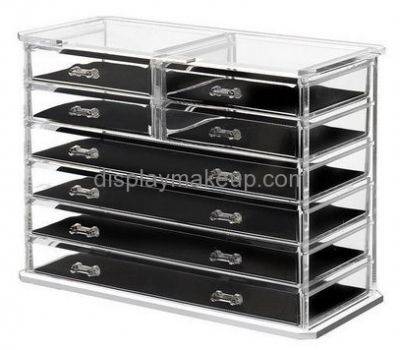 Customized acrylic makeup storage containers cheap makeup organizer acrylic makeup organizer with drawers DMO-160  sc 1 st  Pinterest & Customized acrylic makeup storage containers cheap makeup organizer ...