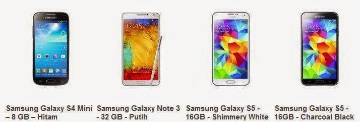 Harga Samsung Galaxy Update Nopember 2014 Kuartal Ke 4 Q 4 Tips