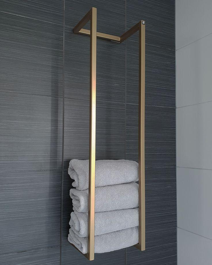 Photo of Handdoekenrek brons – TLF interieurs | Kleine wasjes, grote wasjes in 2019 | Gif…