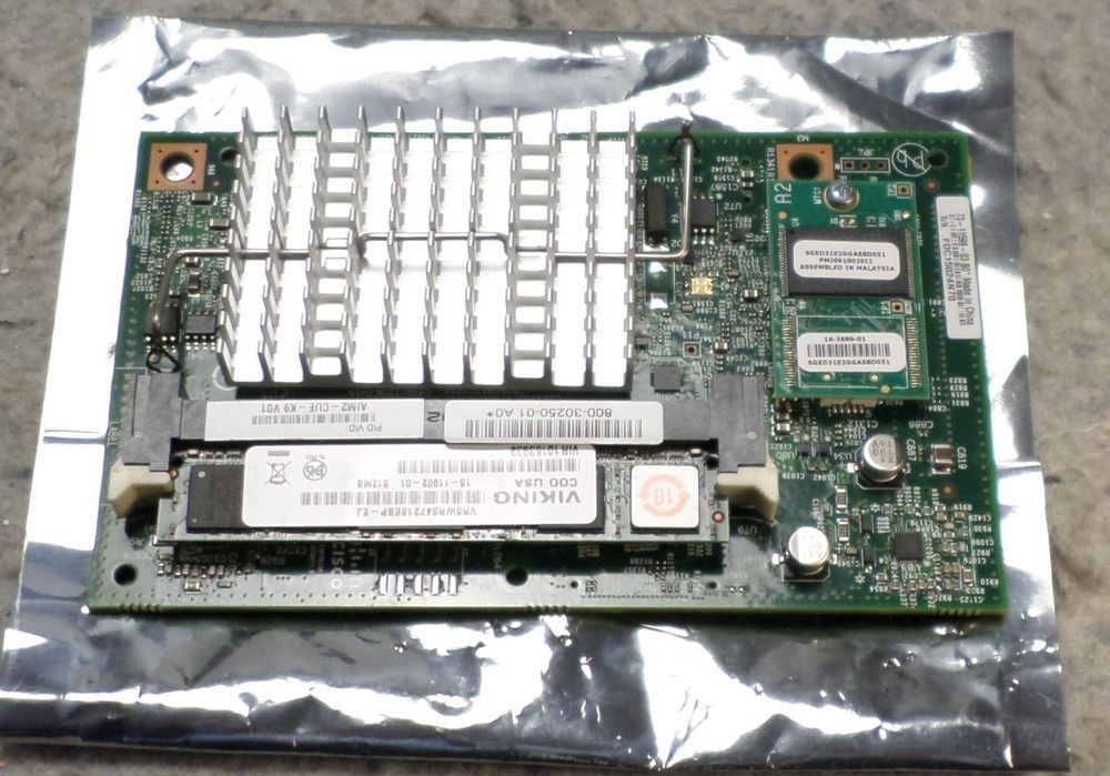 Cisco AIM2-CUE-K9 Cisco Unity Express Advanced Module