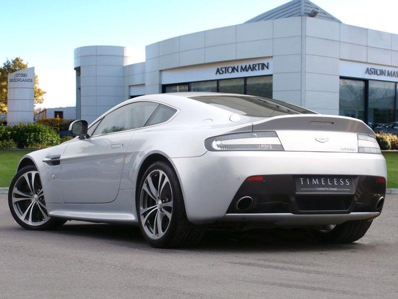 Aston Martin Vantage V Affordable Beauty At K Currently - Sports cars 80k