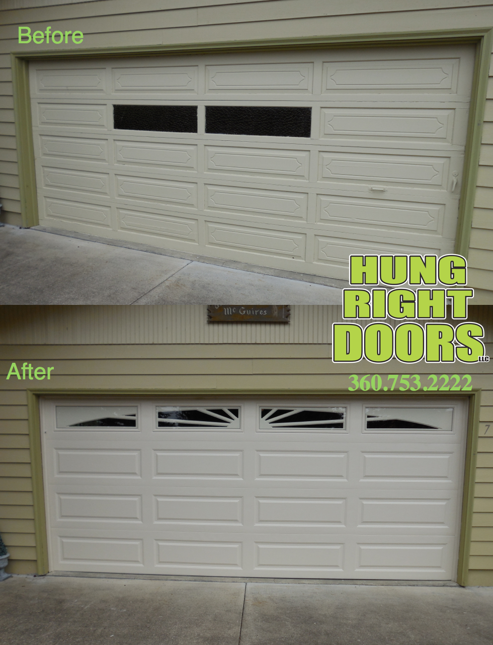 A Nice Before And After Photos Httphungrightdoorsllc Thanks
