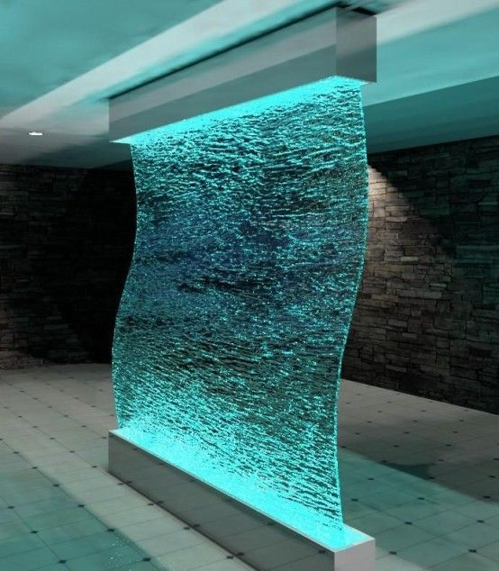 27 Stunning Indoor Water Features You'll Love #waterfeatures