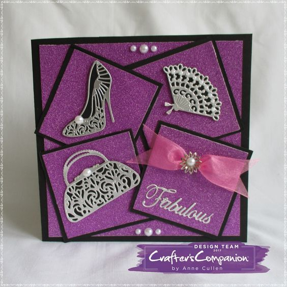 Glamour Crafter/'s Crafters Companion Sara Signature Collection Dies