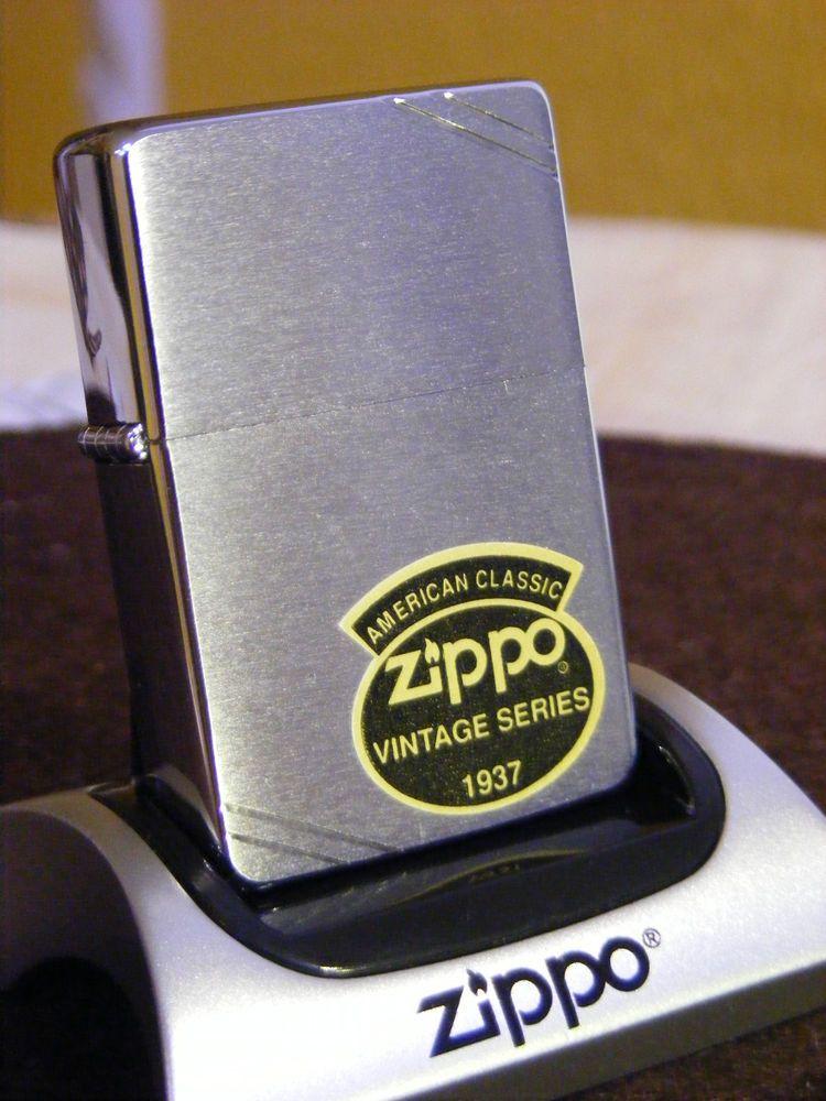 Original Zippo American Classic Vintage 1937 NEU eBay Pinterest - ebay k chen neu