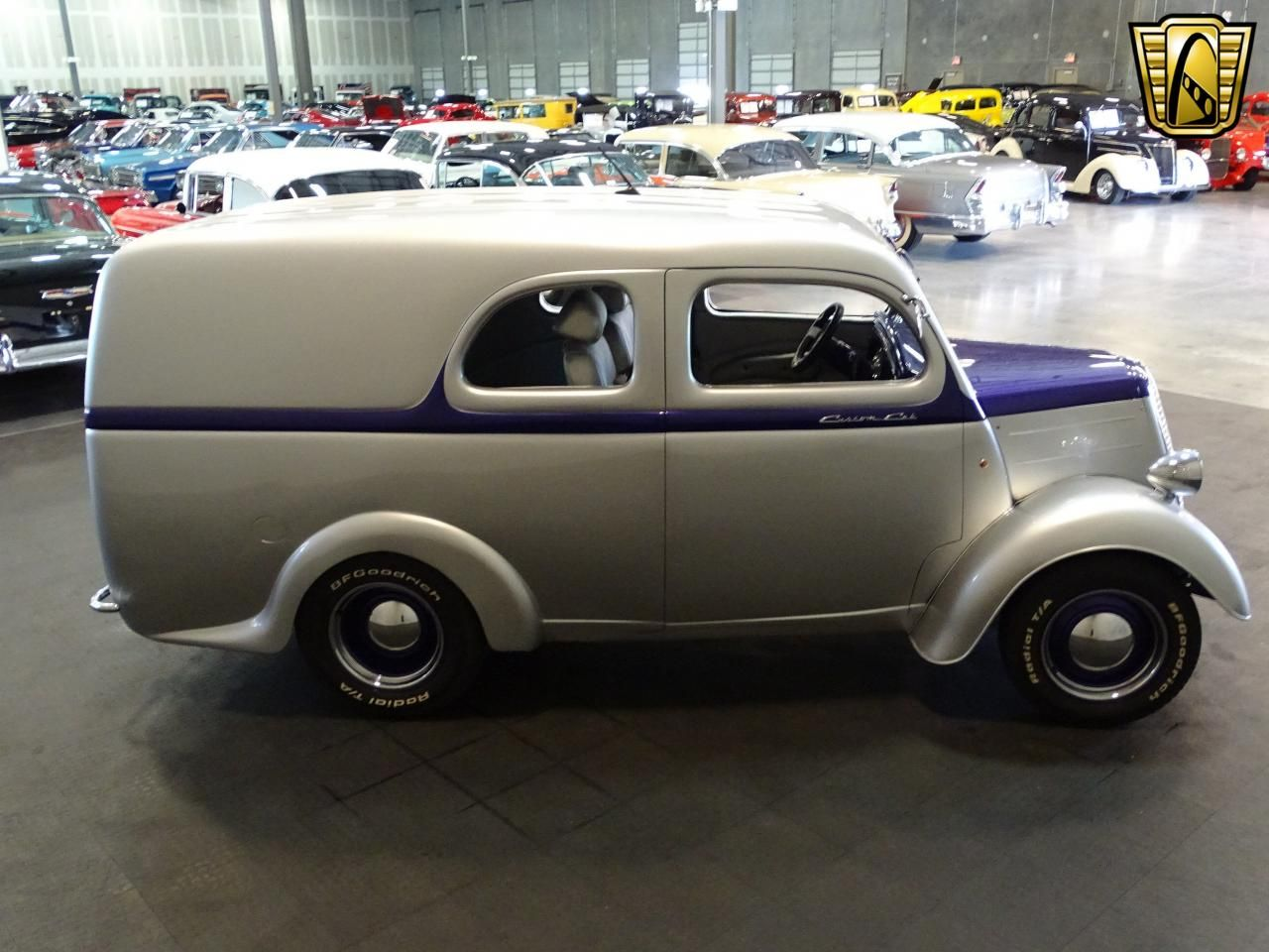 1952 Thames Panel 1/2 ton offered for sale by Gateway Classic Cars ...