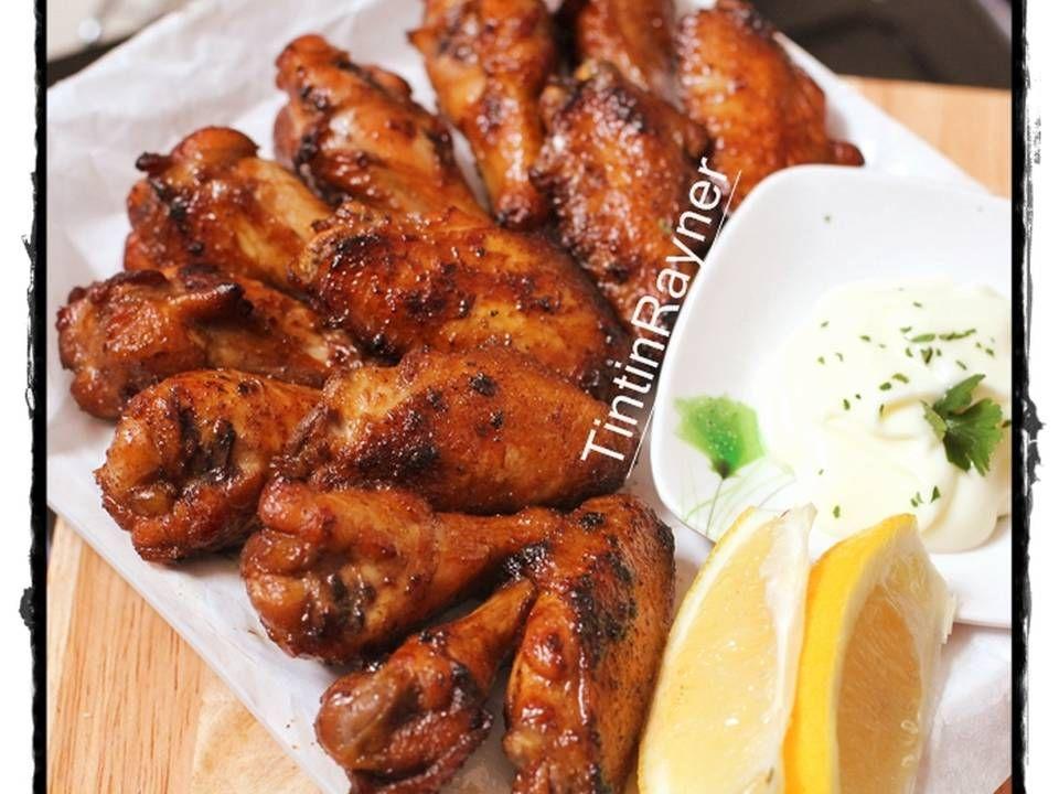 Resep Spicy Chicken Wings Enak Oleh Tintin Rayner Resep Resep Masakan Resep Resep Ayam
