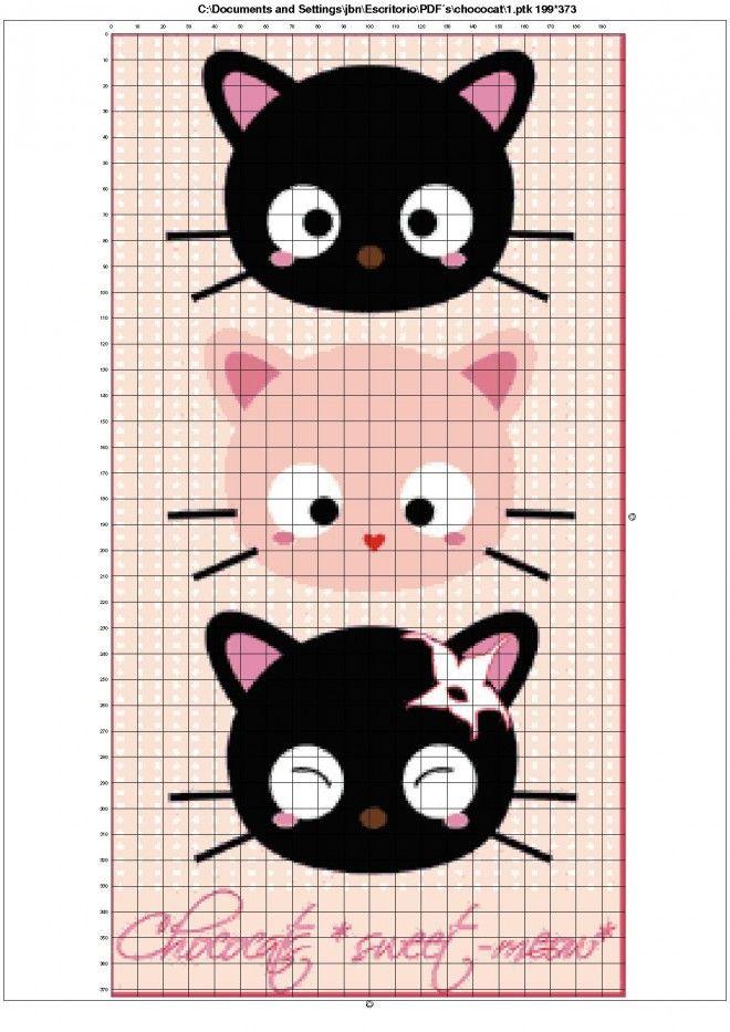 Pin de vachelyne 2020 en jolis chats | Pinterest | Gato, Punto de ...