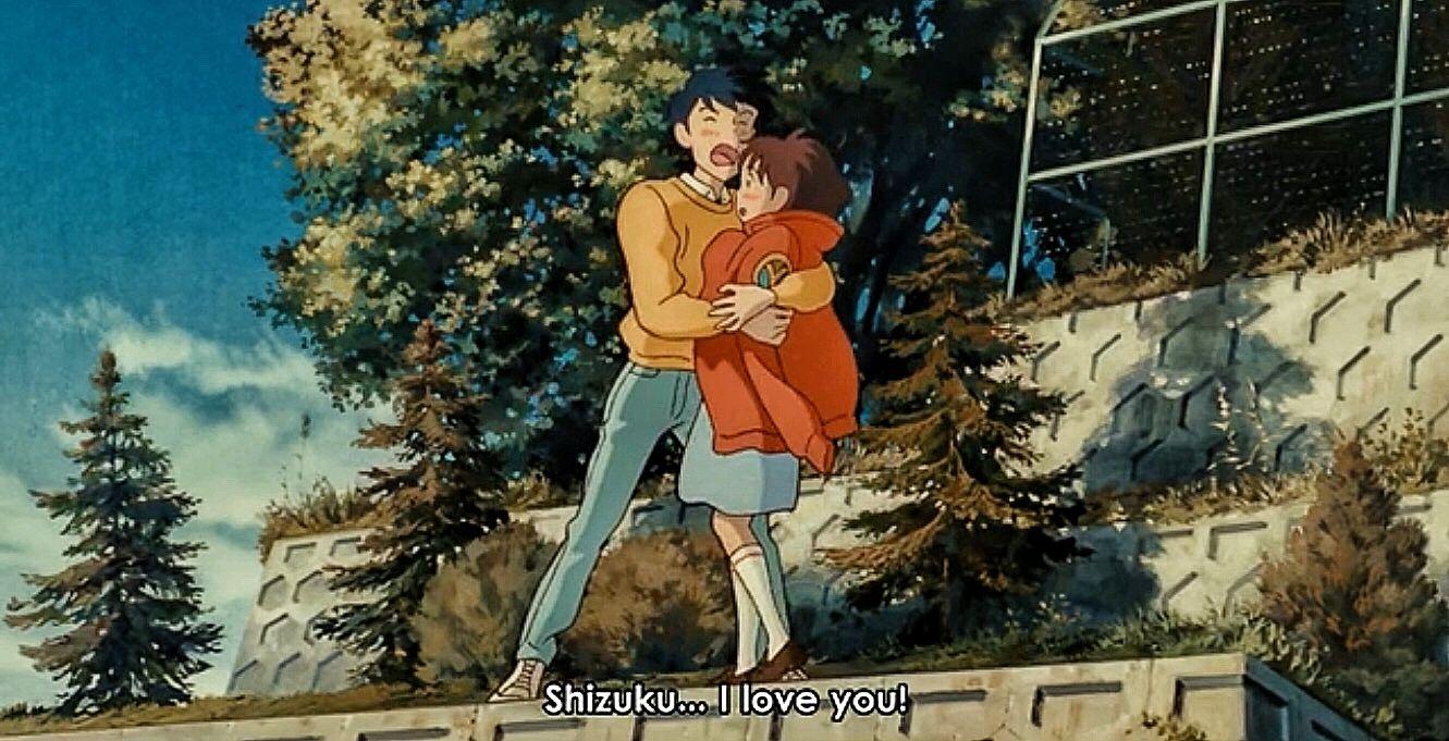Whisper Of The Heart Anime Studio Ghibli Movies Ghibli