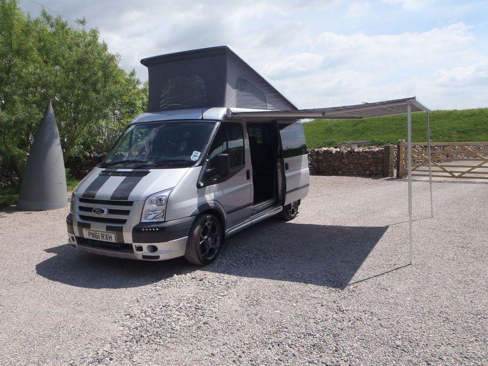 ford transit st140 sport camper van outdoor living. Black Bedroom Furniture Sets. Home Design Ideas