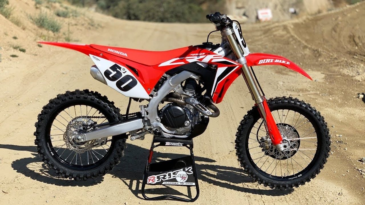 2020 Honda Crf450 Dirt Bike Magazine Honda Dirt Bike Dirt