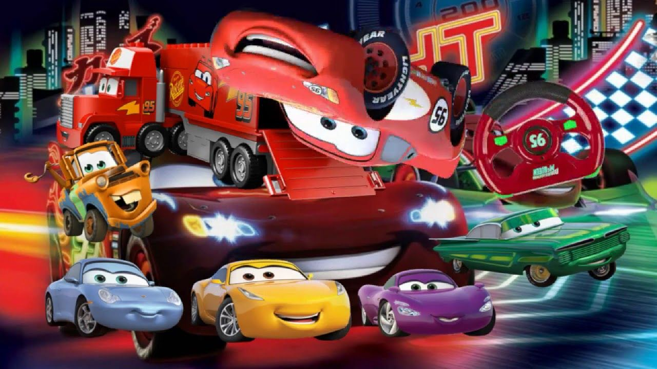 Toy Learning Color Disney Pixar Cars Lightning Mcqueen Transforming Ma Disney Pixar Cars Pixar Cars Learning Colors