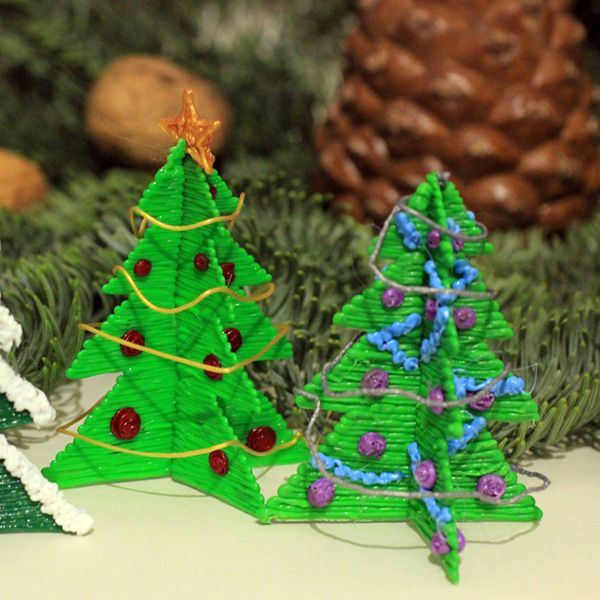 Christmas Tree - The 3Doodler