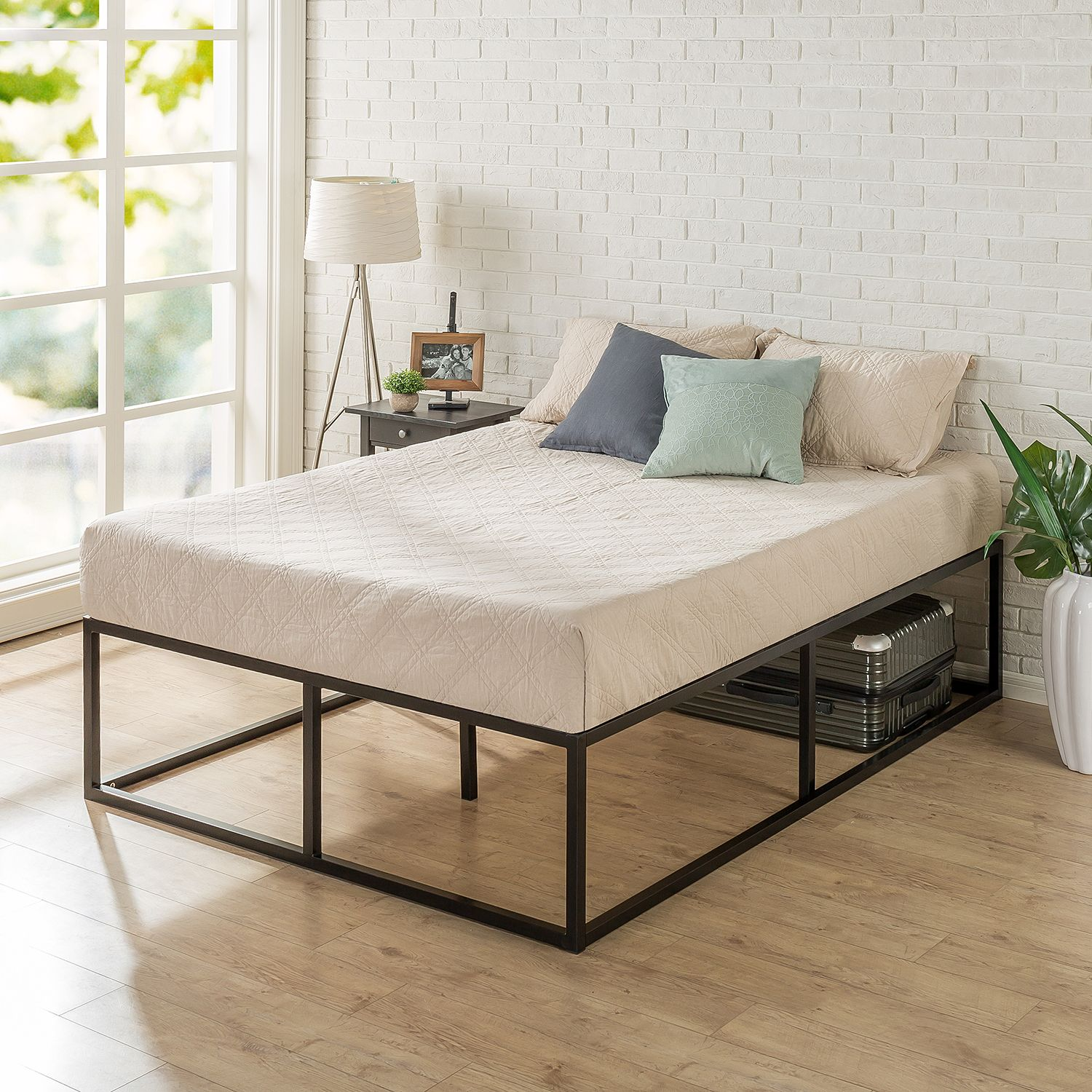 Pin On Platform Bed Frame